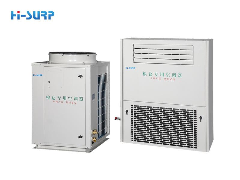 工业冷水机产生过热的问题分析