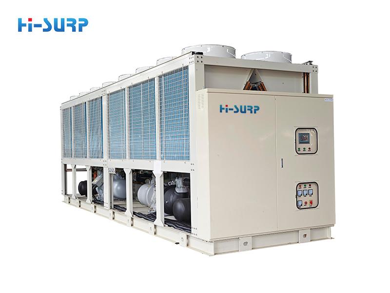 冷水机如何正常方式安装?
