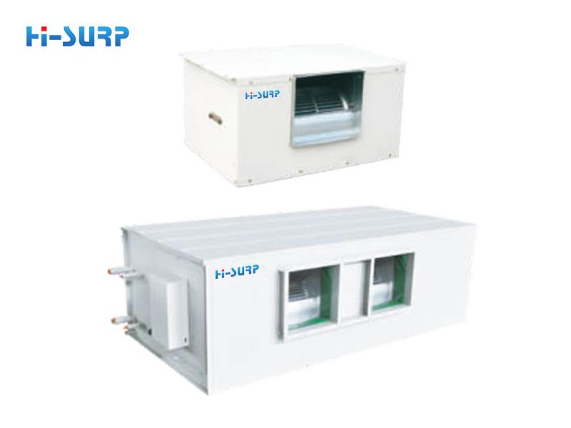 风管送风式空调(热泵)机组